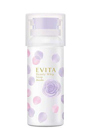 エビータ エビータ ビューティホイップソープ(ローズ&グレープの香り) 本体 150gの画像