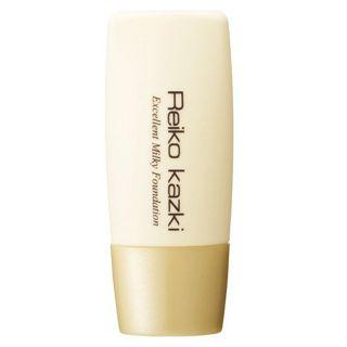 かづきれいこ かづきれいこ REIKO KAZKI エクセレントミルキーファンデーション SPF24 PA++ トライアル イエロー 15g なし 無香料の画像