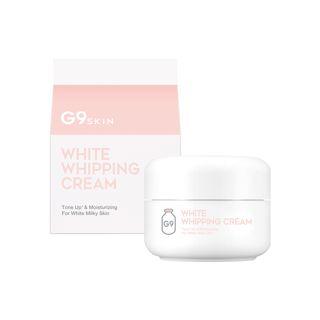 G9SKIN ホワイトホイッピングクリーム 50gの画像