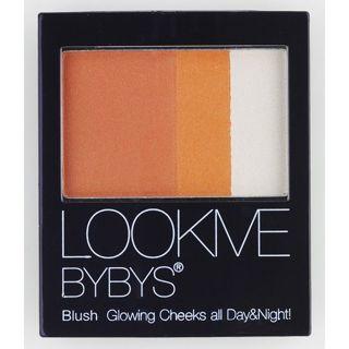 LOOKME グラデーションブラッシュ GB04 オレンジソルベ 4gの画像