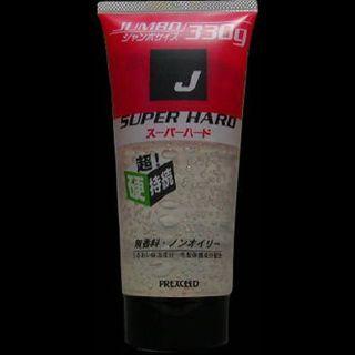 シード J スーパーハードジェル330gの画像