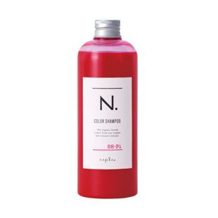 ナプラ N. カラーシャンプー Pi ピンク 320ml の画像 0