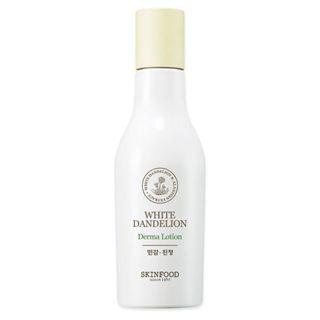 スキンフード スキンフード SKINFOOD ホワイト ダンデライオン ダーマ ローション 本体 150ml しっとり ハーバルな香りの画像