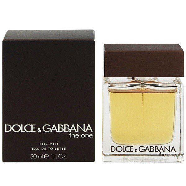 ドルチェ&ガッバーナのドルチェ&ガッバーナ DOLCE&GABBANA ジ ワン フォーメン EDT・SP 30ml 香水 フレグランス THE ONE FOR MENに関する画像1