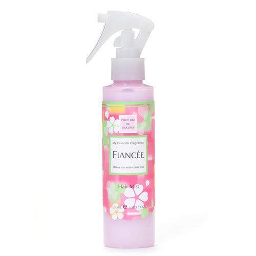 フィアンセのフレグランスヘアミスト さくらの香り 数量限定 150mlに関する画像1
