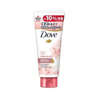 ダヴ ダヴ 【限定品】クリアリニュー洗顔料 増量品 サクラデザイン 143g やさしいフローラルの香りの画像