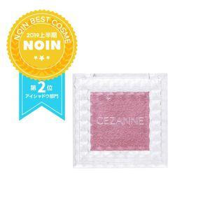 セザンヌ シングルカラーアイシャドウ 02 ニュアンスピンク 1gの画像