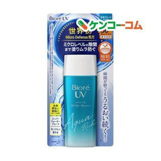 ビオレ ビオレ Biore ビオレUV アクアリッチ ウォータリージェル SPF50 PA++++ 90ml ホワイトミュゲのやさしい香りの画像