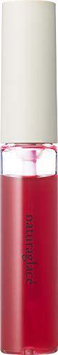 ナチュラグラッセ ナチュラグラッセ naturaglace トリートメント リップオイル モア 【03レッド】フレッシュな赤みのある唇に 7.3mlの画像