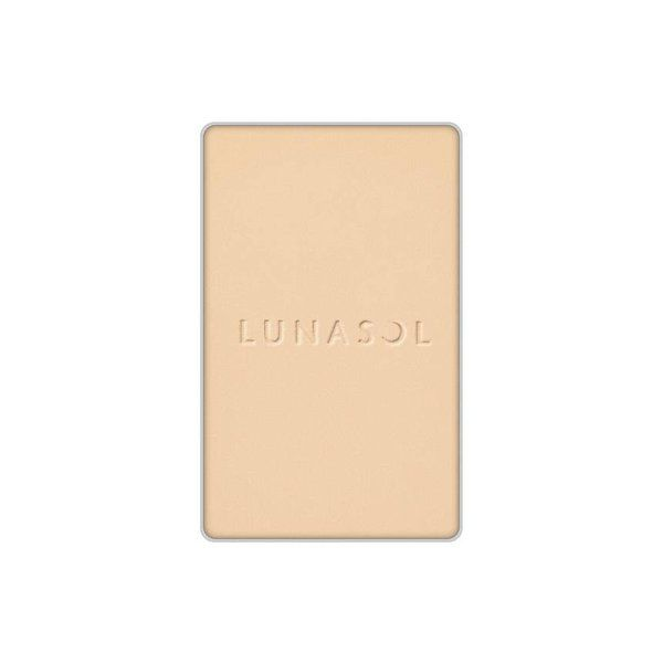 ルナソル LUNASOL グロウイングヴェールフィニッシュ(パウダー)01 Light (レフィル)【メール便可】のバリエーション1