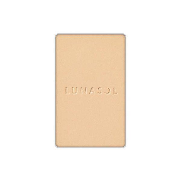 ルナソル LUNASOL グロウイングヴェールフィニッシュ(パウダー)02 Natural (レフィル)【メール便可】のバリエーション1