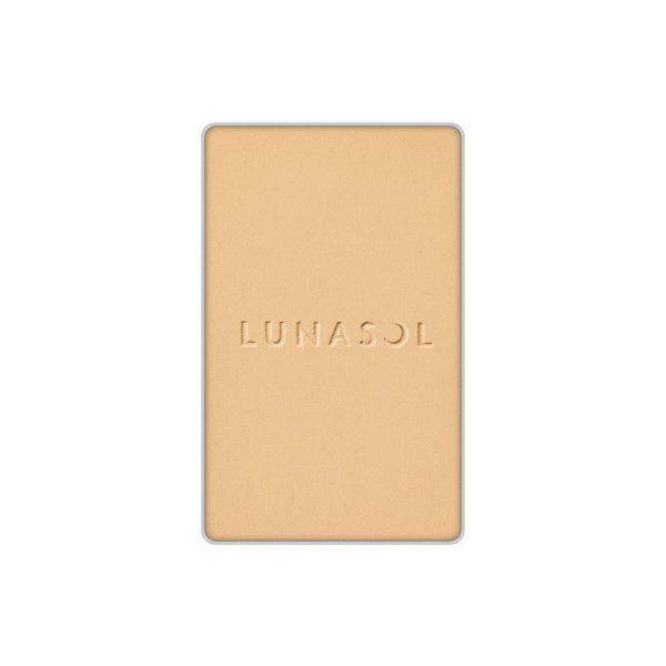 ルナソル LUNASOL グロウイングヴェールフィニッシュ(パウダー)03 Medium (レフィル)【メール便可】のバリエーション2
