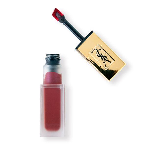 イヴ・サンローラン・ボーテのタトワージュ クチュール ザ メタリックス 102 アイアン ピンク スピリット 数量限定 6mlに関する画像1