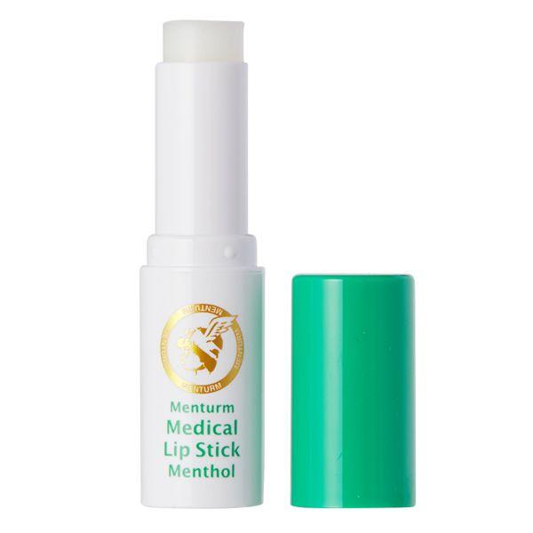 メンタームの薬用メディカルリップスティック Mn <医薬部外品> 3.2gに関する画像1