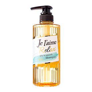 ジュレーム ジュレーム Je l'aime リラックスシャンプー(エアリー&スムース) 本体 500ml フルーティフローラルの香りの画像