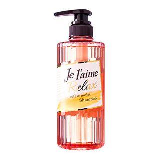 ジュレーム ジュレーム Je l'aime リラックスシャンプー(ソフト&モイスト) 本体 500ml フルーティフローラルの香りの画像