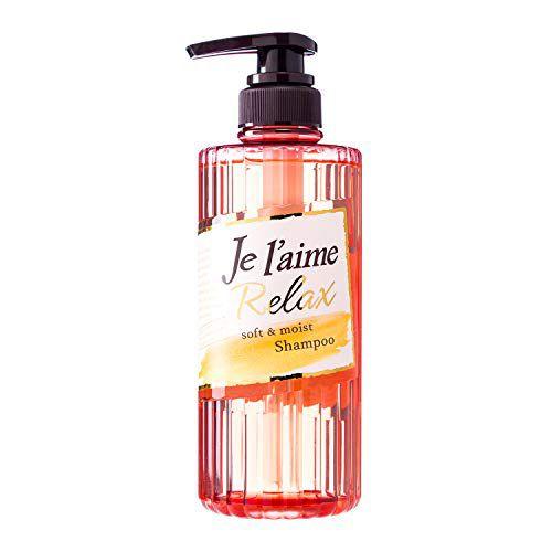 ジュレームのジュレーム Je l'aime リラックスシャンプー(ソフト&モイスト) 本体 500ml フルーティフローラルの香りに関する画像1