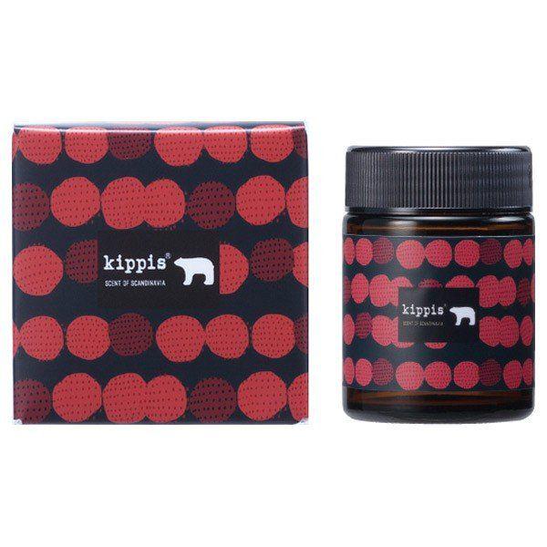 アンナドンナのキッピス 髪と肌のトリートメントワックス 甘酸っぱい真っ赤なベリーの香り 40gに関する画像1