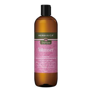 HERBANICA ハーバニカ シャンプー ボリュマイザー 500ml シトラストハーブの清涼感ある香りの画像