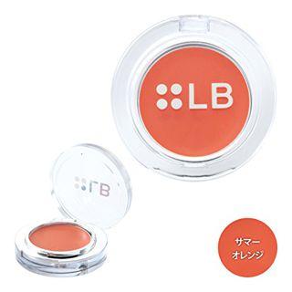 エルビー LB ドラマチックジェリーチーク&ルージュ 【DR-4】サマーオレンジ
