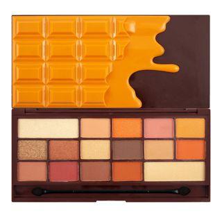 メイクアップレボリューション アイラブチョコレート チョコレートオレンジ 22gの画像