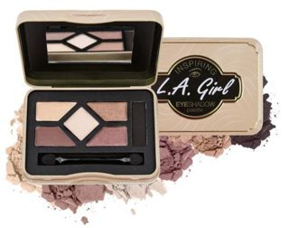 L.A.Girl アイシャドーパレット GES340 Day Dream Believer 6gの画像