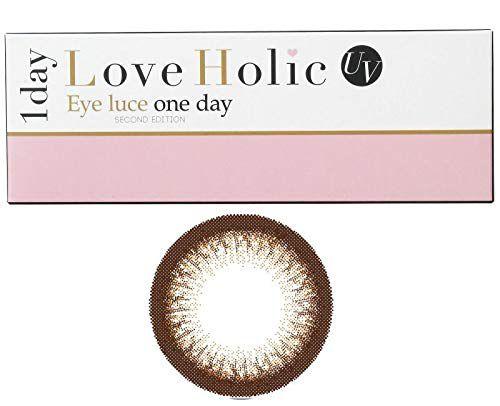 nullのLove Holic ワンデー UV チョコリング-5.50 C_LH1D_UV_C550に関するメイン画像