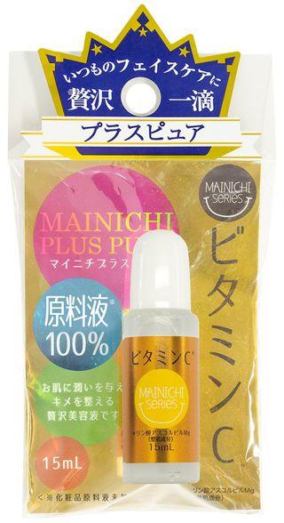 MAINICHI MAINICHI プラスピュアVC 15mlの画像