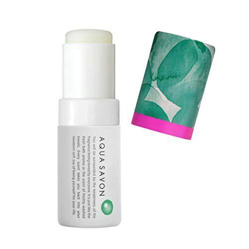 アクアシャボンのスティックフレグランス ホワイトコットンの香り 5.5gに関する画像1