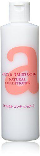 アンナトゥモール アンナトゥモール anna tumoru cosme ナチュラル コンディショナー コンディショナー(本体) 300mlの画像