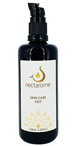 ネクタローム Nectarome ネクタローム ネクタローム フィートスキンケア 足・爪・手用オイル 100ml 自然なハーブの香りの画像