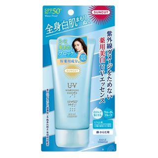 サンカット 薬用美白UV エッセンス <医薬部外品> 80g SPF50+ PA++++の画像