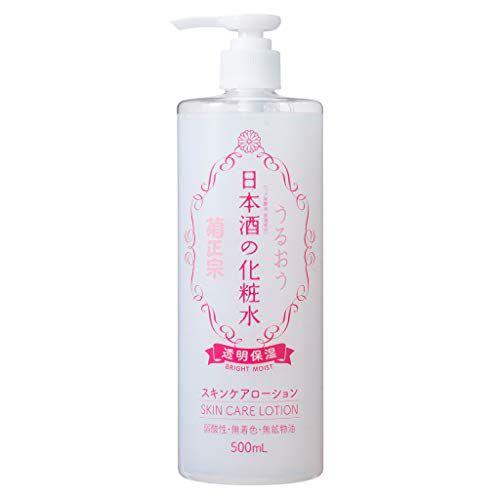 菊正宗 Kiku-Masamune Sake Brewing 日本酒の化粧水 透明保湿 本体 500mlのバリエーション1