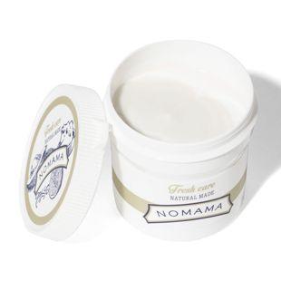 NOMAMA ナチュラルミックスクリーム モリンガバター&アボガド&オレンジピール 70g の画像 0
