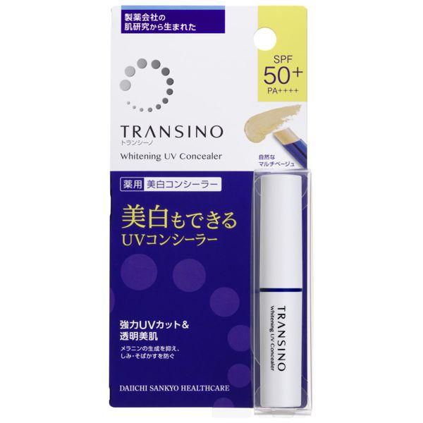 トランシーノの薬用ホワイトニングUVコンシーラー 2.5g SPF50+ PA++++に関する画像1