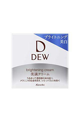 DEW DEW(デュウ) ブライトニングクリーム 本体 30gの画像