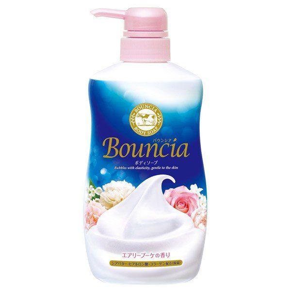 バウンシアのバウンシア Bouncia Body Soap バウンシアボディソープ エアリーブーケの香り 本体 500mlに関する画像1