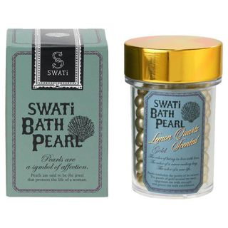 バース  BATH PEARL 本体 GOLD (M) 52g レモンクォーツの画像