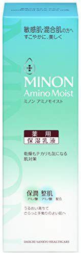 ミノン ミノン MINON アミノモイスト 薬用アクネケア ミルク 本体 100gの画像