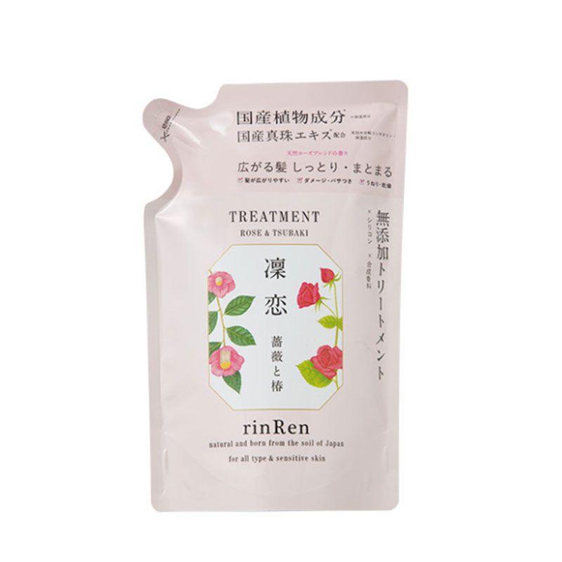 凛恋 rinRen レメディアル トリートメント 詰替え 400mlのバリエーション1