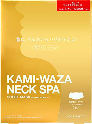 null KAMI-WAZA NECK SPA 3枚入の画像