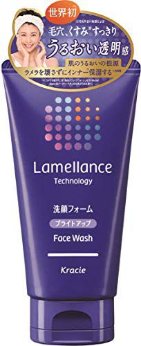 ラメランス ラメランス フェイスウォッシュ ブライトアップ 110g シトラスフローラルの香りの画像
