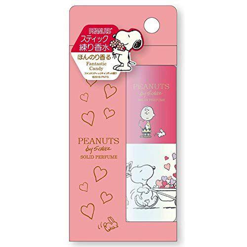 スヌーピーのスヌーピー   ソリッドパヒューム 練り香水 ファンタスティックキャンディ 049756に関する画像1