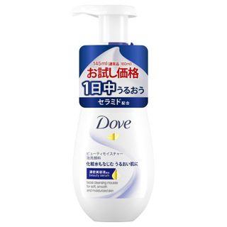 ダヴ ダヴ 【限定品】ビューティモイスチャー クリーミー泡洗顔料 お試し価格品 145mlの画像