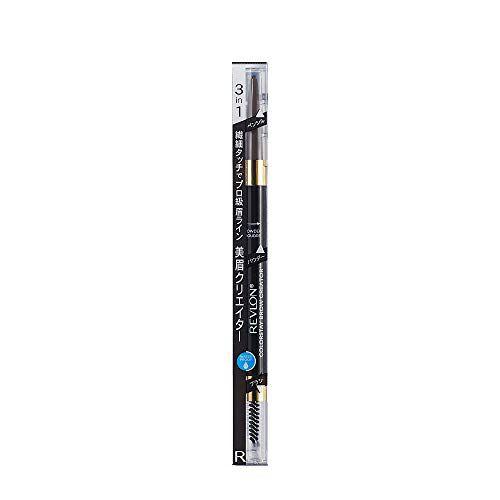 レブロンのカラーステイ ブロウ クリエイター 640 グレー ブラウン ペンシル0.09g +パウダー0.24gに関する画像1
