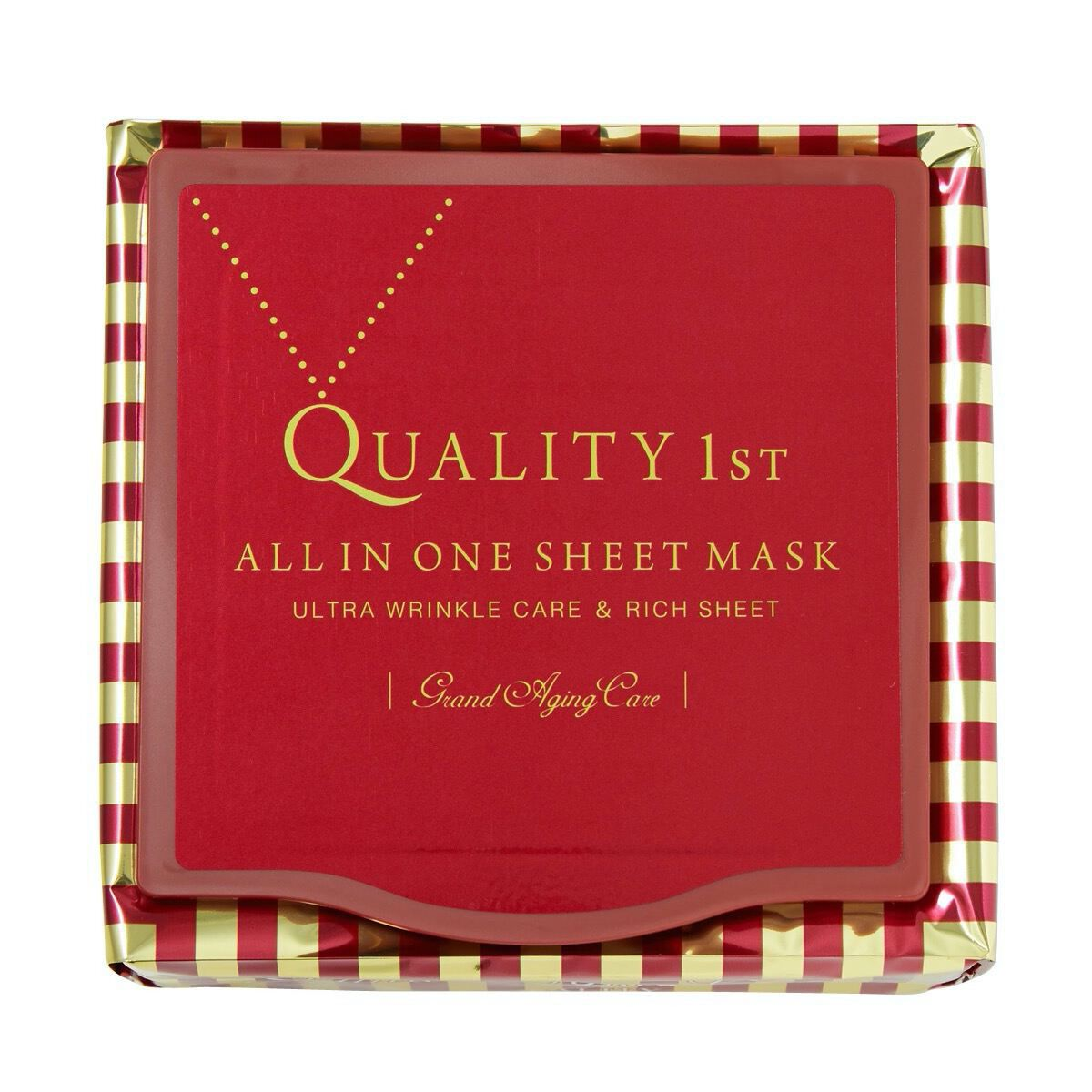 クオリティファースト QUALITY 1ST オールインワンシートマスク グランエイジングケア 本体 32枚のバリエーション6