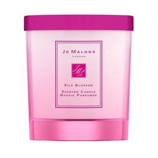 ジョーマローン ロンドン ジョー マローン ロンドン JO MALONE LONDON シルク ブロッサム ホーム キャンドル 200g 数量限定品の画像