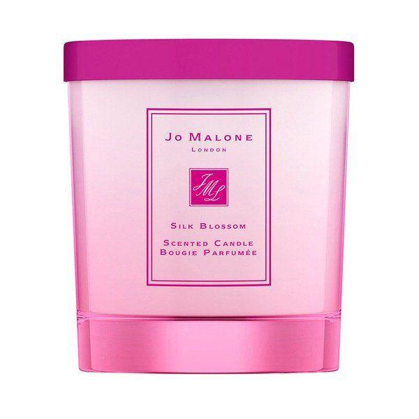 ジョーマローン ロンドンのジョー マローン ロンドン JO MALONE LONDON シルク ブロッサム ホーム キャンドル 200g 数量限定品に関する画像1