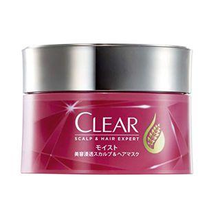 CLEAR クリア CLEAR 美容浸透スカルプ&ヘアマスク 本体 170g 贅沢で洗練されたフローラルフルーティの香りの画像