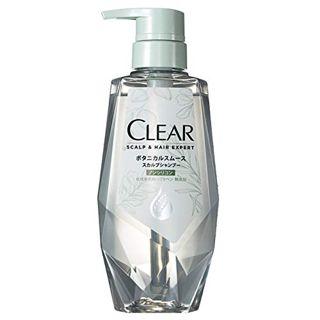 CLEAR クリア CLEAR ボタニカルスムース スカルプシャンプー シャンプー本体 370g 清涼感あふれる優しいボタニカルの香りの画像